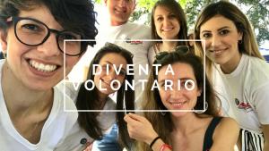 Diventa volontario di ADMO Emilia Romagna